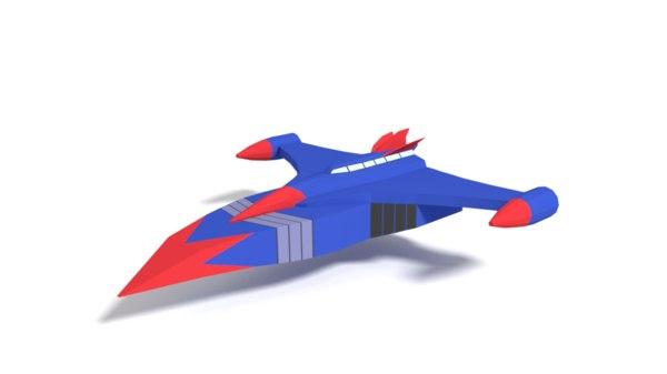 god phoenix spaceship model