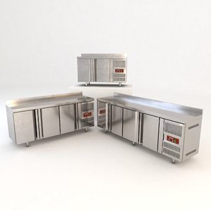 industrial counter 3D