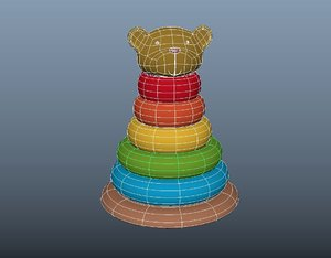 ring toy model