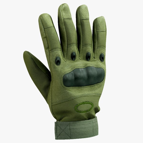 realistic gloves 1 model