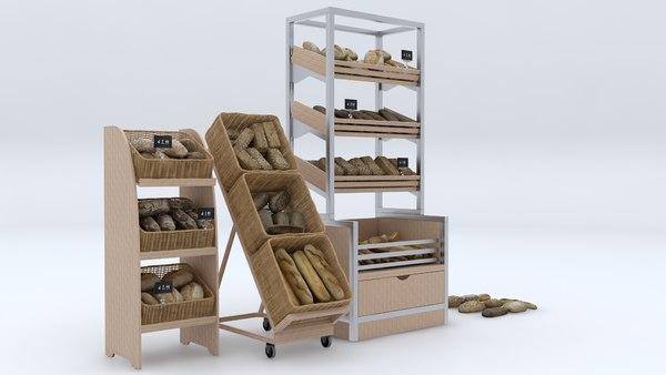 bakery set model