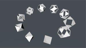 buckminster fullers jitterbug model