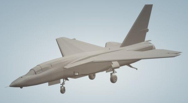 ra5c vigilanti aircraft ship model