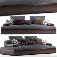 sofas seat furniture 3D