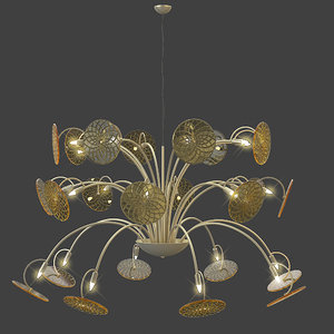 chopin lighting 3D model