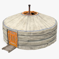 new mongolian yurt mongolia model