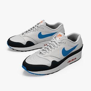 nike air sneakers 3D model
