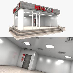 retail store 2 model