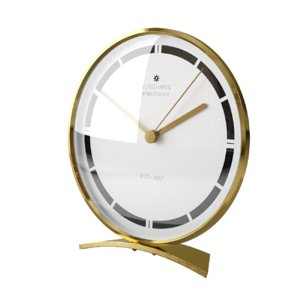 mantel clock art deco 3D model