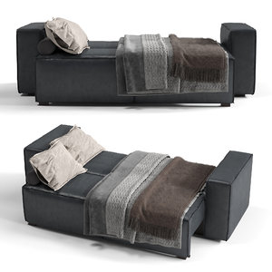 modloft dominick sleeper 3D