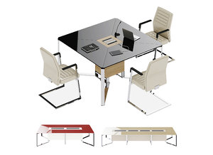 3D model table las
