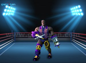 Maronba 3D Game Character Modeling Animation Design by Film Production Company