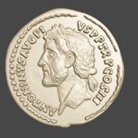3D print coin