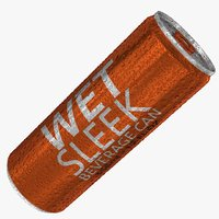 355ml 12oz Wet Sleek Beverage Can 2