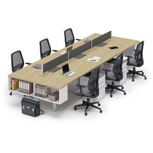 3D office uhuru