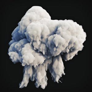smoke explosion 5 model