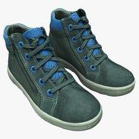 3D retopology superfit shoes