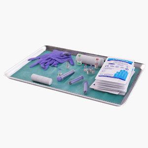 medical supply 3D model
