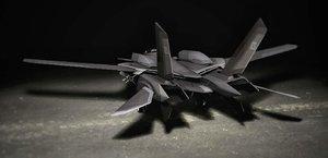 3D model f14