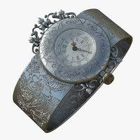 bracelet watch model