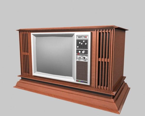 3D 1970 tv