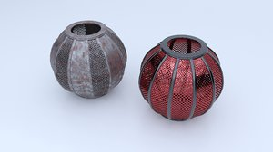 small vase 3D
