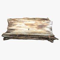 retopology bark 3D