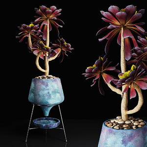 plant 18 3D model