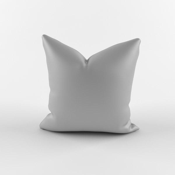 cushion 3D