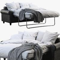 ikea fixhult sofa 3D model