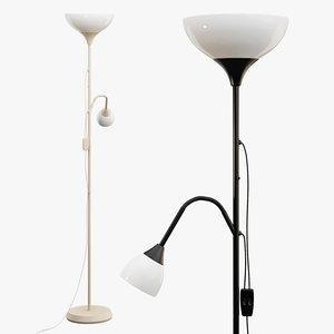 floor lamp lighting model