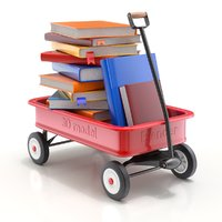 book child toy 3D