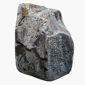 3D rock 8k