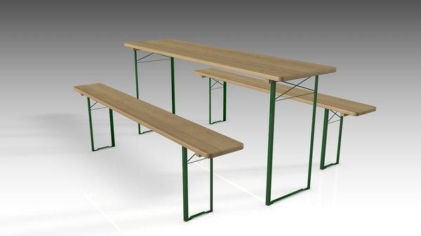 beer furniture model