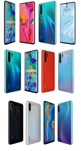 huawei p30 collections model