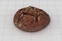 scan loaf bread 3D