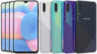 Samsung Galaxy A30s All Colors