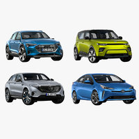 Electric Car Collection Vol.1