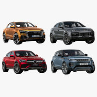 Luxury SUV Collection Vol.1