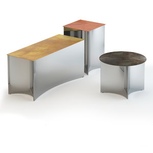 castelli table alchemy 3D