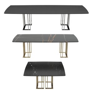 3D meridiani charlie table model