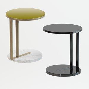 meridiani table ralf 3D