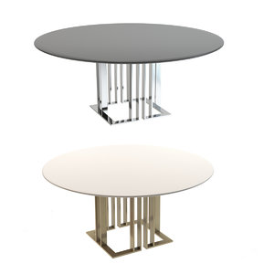 meridiani charlie table 3D