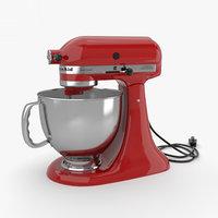 3D aid mixer kitchen
