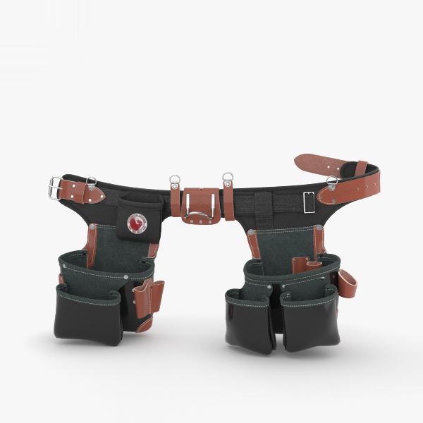 3D occidental leather b9588 model
