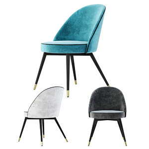 3D coope dining chair