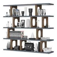 bookcase shelf model