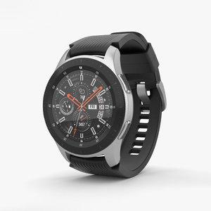 samsung watch galaxy 3D model