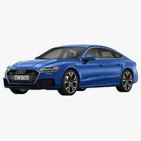 Audi A7 Sportback S-Line 2019