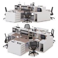 Office workspace LAS LOGIC v13
